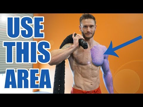 Tip for HIIT - Train Your Upper Body for More Fat Burning