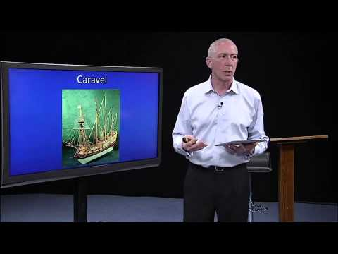 Lecture 1: Peoples and Plunderers - 4: Sea lanes
