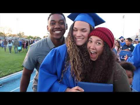 Boyfriend Surprises Girlfriend at College Graduation