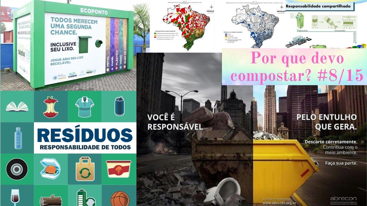 Por que devemos compostar? - Série Compostagem do Zero #8/15