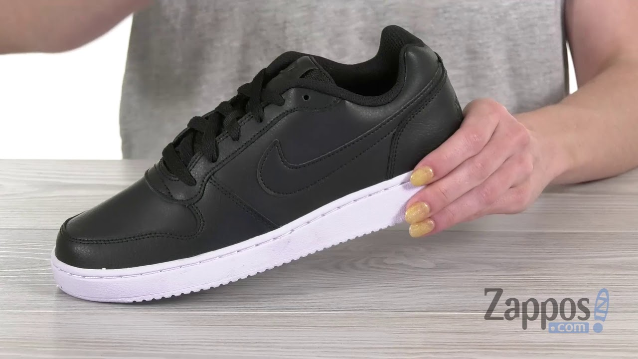 Nike EBERNON LOW PREM Sneakers For Men(Blue)
