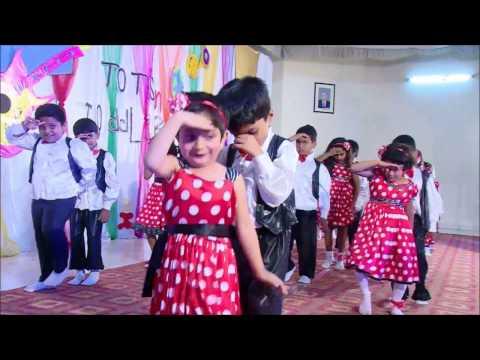 Itti Si Hasi Dance by Sr. KG - School Day...