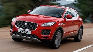 2019 Jaguar E-PACE Full Review