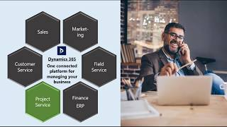 Project Service Automation (PSA) in Microsoft Dynamics 365