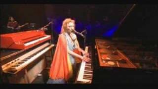 "Tori Amos ""Take to the Sky--I Feel the Earth Move"" NY 2003"
