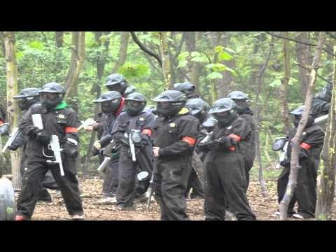 Delta Force Paintball Kegworth Stapleford Nottinghamshire