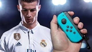 NOVO INIMIGO EM GOD OF WAR E FIFA 18 COM PROBLEMAS NO SWITCH