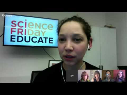 Live Online Discussion: Bringing Climate Science Into the Classroom