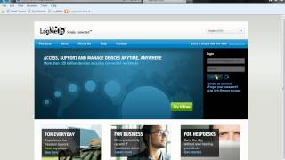 How to Use Logmein for Remote Access