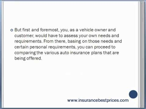 Compare Auto Insurance Rates For Cranston Rhode Island