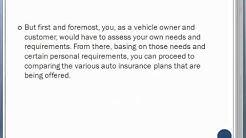 Compare Auto Insurance Rates For Cranston Rhode Island