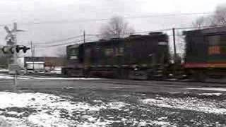 Wheeling & Lake Erie Coal Train