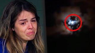 La Imagen De Maradona En EL Cielo De La Que Todos Hablan. Su Hija No Pudo Contener La Lágrimas.