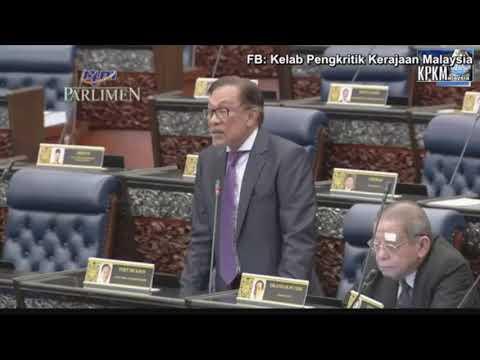 Anwar Ibrahim: Parlimen Malaysia
