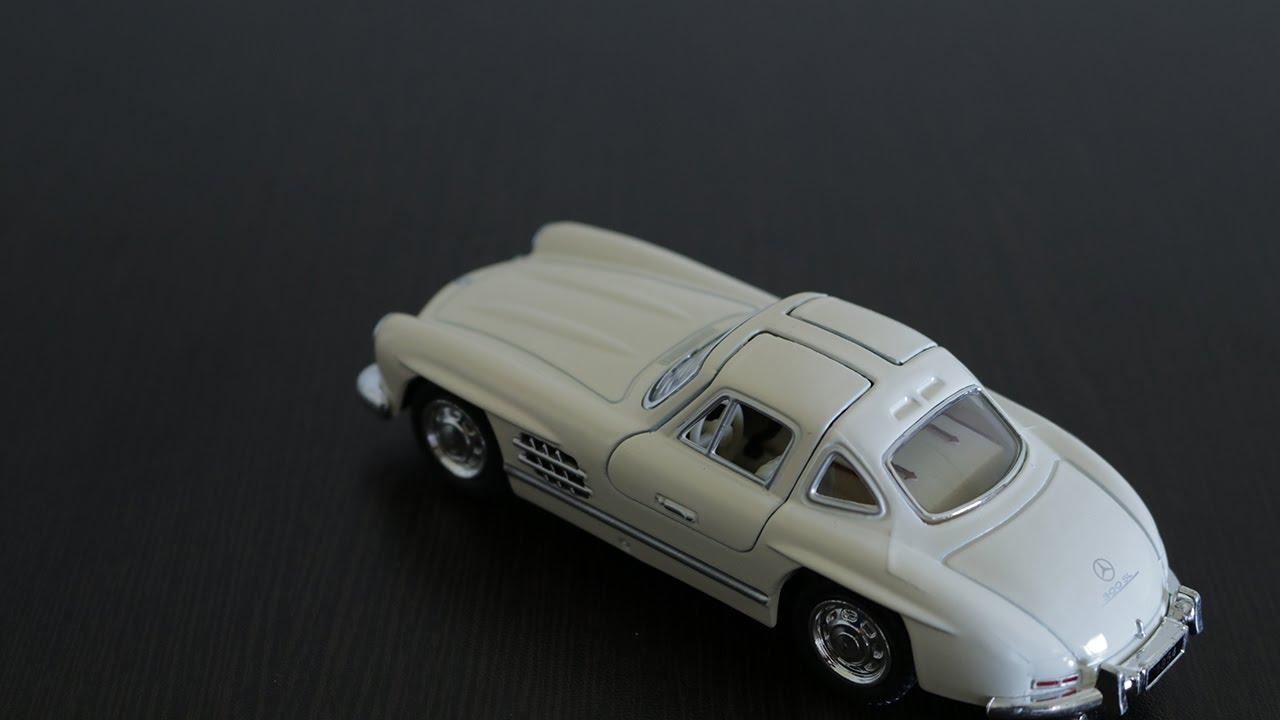 Unboxing Mercedes Benz 300 Sl 1954 Model Toy Car Ubwys Youtube