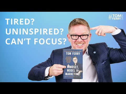 Watch This When You've Lost Your Motivation | #TomFerryShow