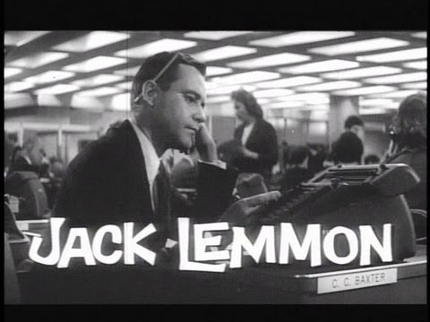 THE FILMS OF JACK LEMMON