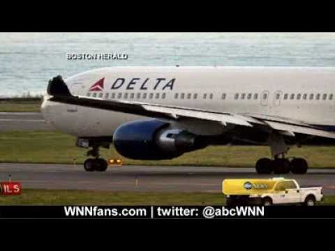 Planes Collide at Boston