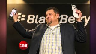 CNET Update - Pebble Time rocks Steel design, BlackBerry struts old-school slider