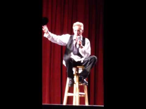 Brooke McCarter tampa theatre oct 19 , Tamichad