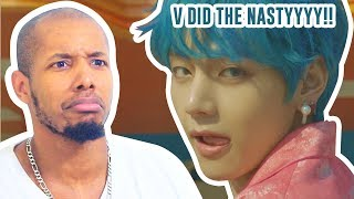 Gambar cover BTS (방탄소년단) '작은 것들을 위한 시 (Boy With Luv) feat. Halsey' Official MV REACTION