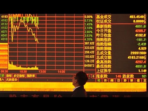 Inside the Shanghai Stock Slump