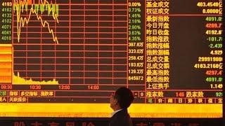 Inside the Shanghai Stock Slump