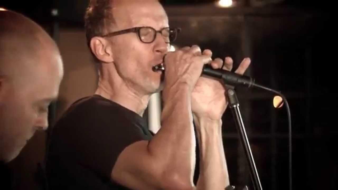 video: Carlos del Junco and The Blues Mongrels trio - Marjorie