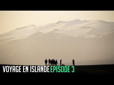 Islande   Episode 3   Paysage exceptionnel au paysage lunaire !