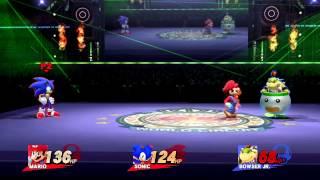 Super Smash Bros WiiU RPG *Dream Team Music*