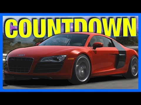 Countdown to Forza Motorsport 7!! (Part 1)