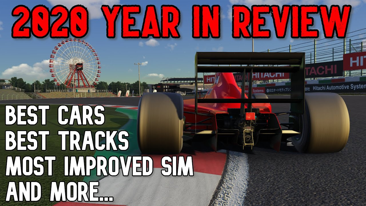 The Best of Sim Racing in 2020 – YouTube