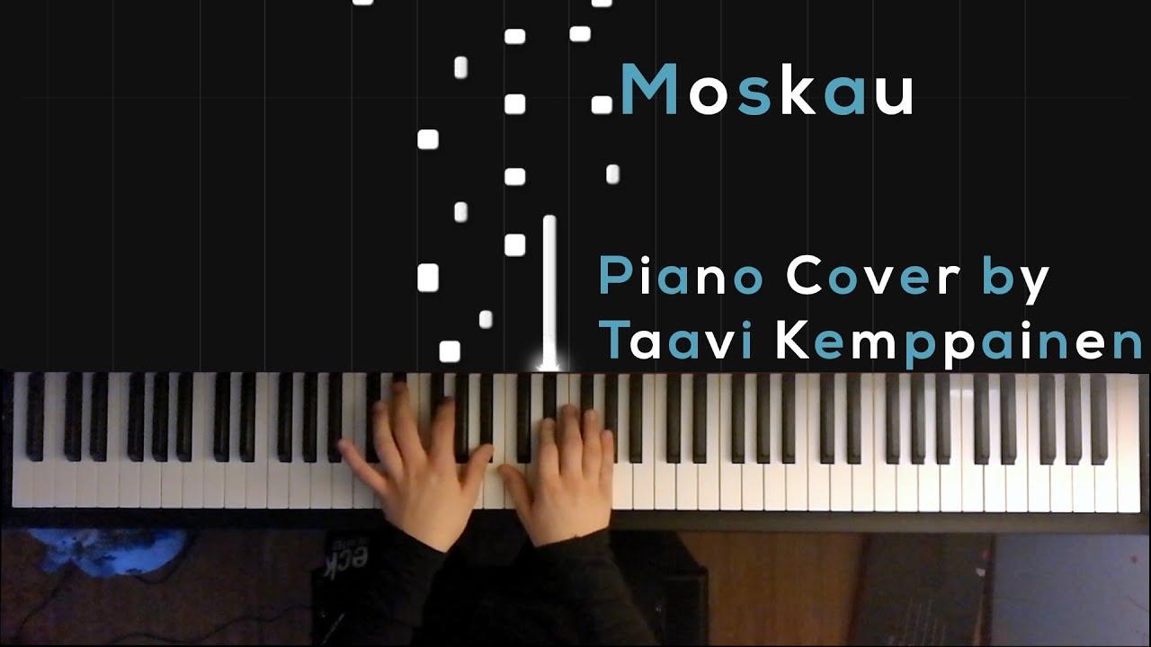 Moskau Liedtext
