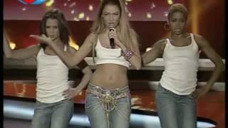 Eurovision(евровидение) 2009: Hadise Dum Tek Tek Turkey