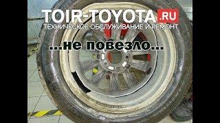 """В """"ЩЕПКИ"""" оригинальный диск от LC200."""