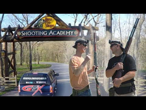 Brother Battle: Shotgun Shooting Sports at the Big Cedar Lodge Shooting Academy | Gould Brothers