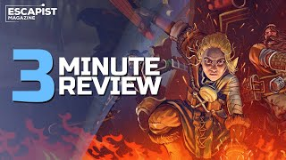 Iron Danger | Review in 3 Minutes (Video Game Video Review)