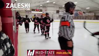 Marshfield vs Stevens Point hockey