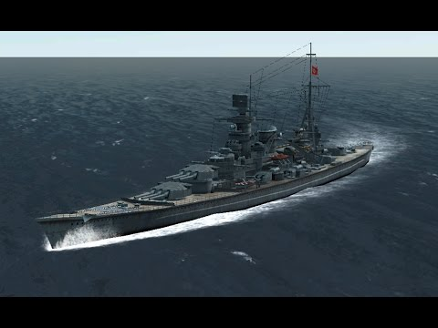 Atlantic Fleet : Aircraft Carriers vs Battleship