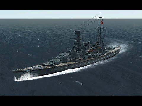 Atlantic Fleet : Aircraft Carriers vs Battleship