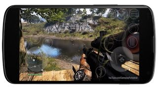 Far Cry 4 Android Gameplay