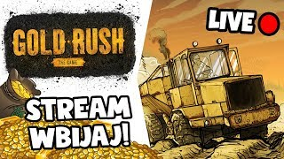 ???????????? WYGRAM Z KREDYTAMI! - LIVE GOLD RUSH: THE GAME ???????????? - Na żywo