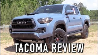 2018 Toyota Tacoma TRD Pro: Start Up, Test Drive & In Depth Review