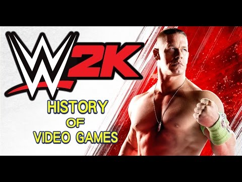 History of WWE 2K (2000-2017) - Video Game...