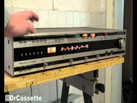 Nordmende HiFi 7504 St receiver!