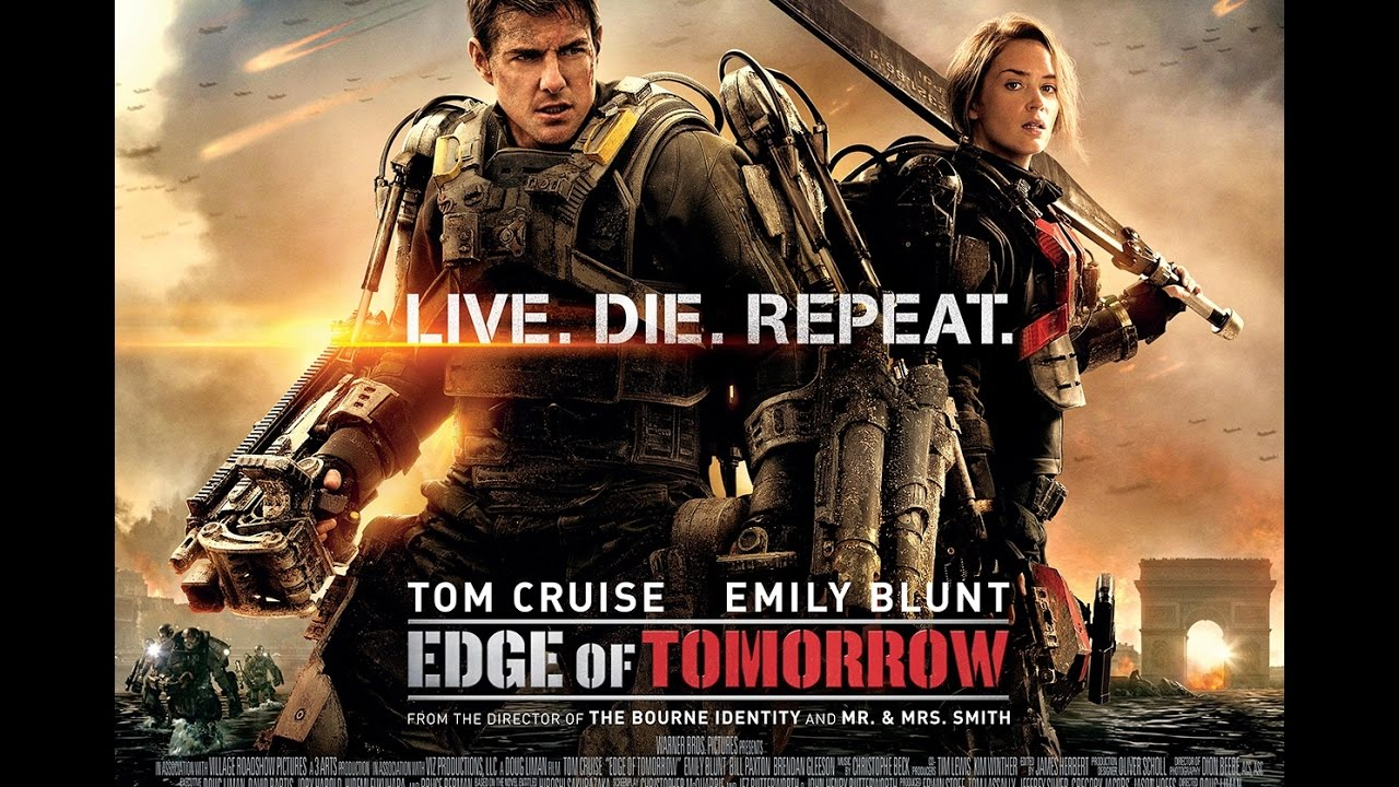 Edge Of Tomorrow übersetzung