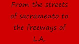 Long Line of Cars- Cake Lyrics