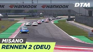 DTM Misano 2019 - Rennen 2 - RE-LIVE (Deutsch)