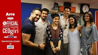 On Air With RJ Archana and Salil At Radio City | Gossip From the Sets of Official CEOgiri