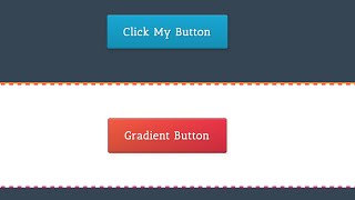 100 css lickable 3d buttons using box shadow linear gradient